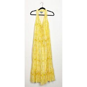 Anthropologie Mementos Maxi Dress by Lil Yellow 2